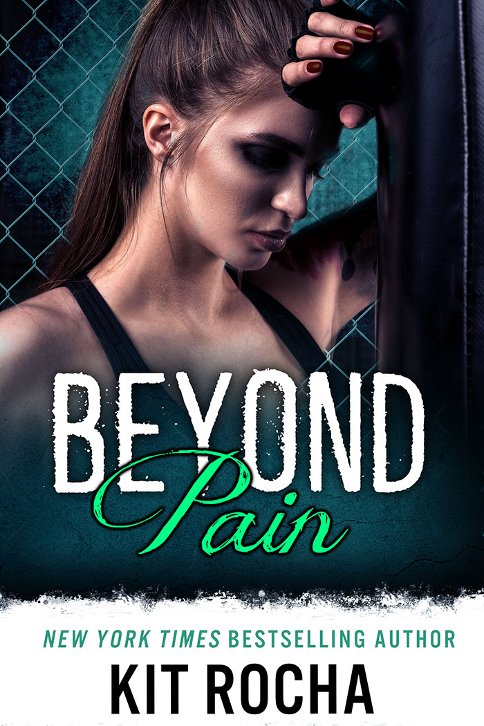 Beyond Pain – Kit Rocha – 5 stars
