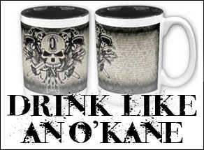 Drink Like an O'Kane