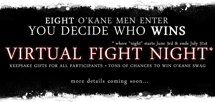 Virtual Fight Night @ The Broken Circle