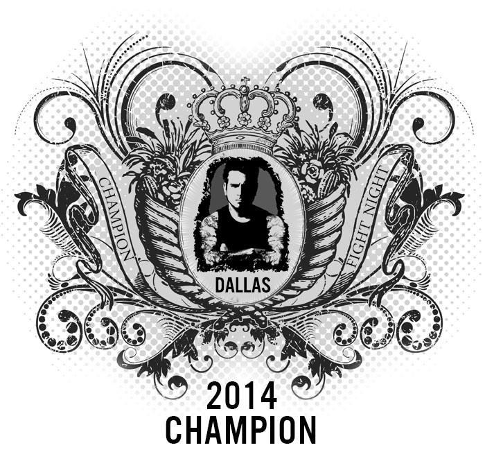 Dallas O'Kane - 2014 Champion