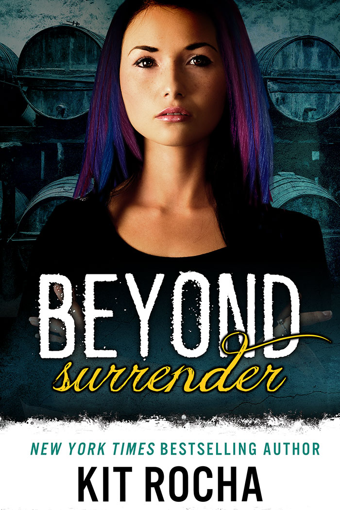 Book #9: BEYOND SURRENDER