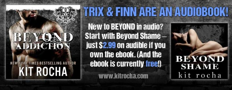 Trix & Finn are in Audio!