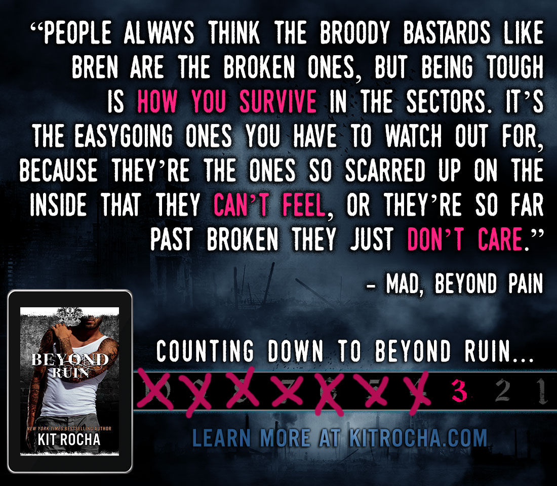 3 Days to Beyond Ruin...