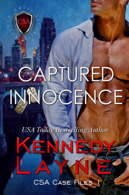 Captured Innocence by Kennedy Layne