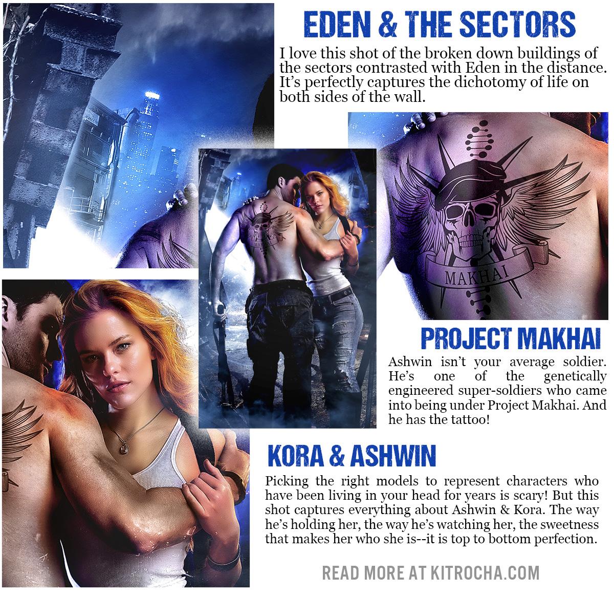 Breakdown of Gideon's Riders cover #1