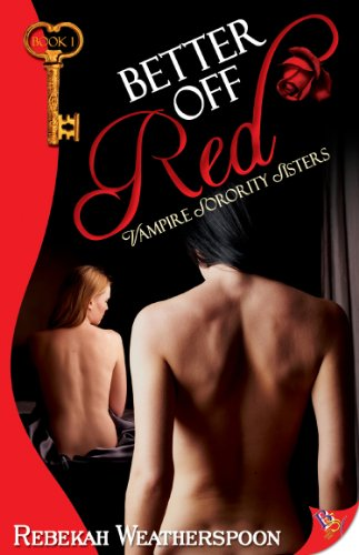 Cover Art for Better Off Red by Rebekah Weatherspoon