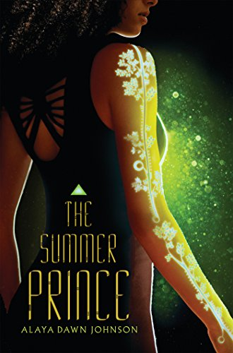 Cover Art for The Summer Prince by Alaya Dawn Johnson