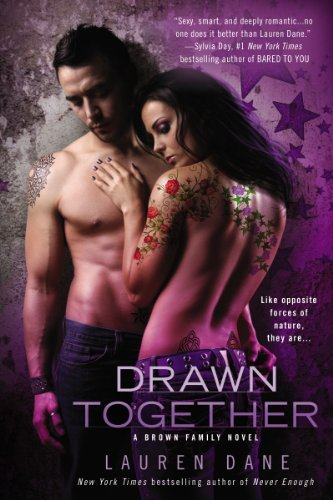 Cover Art for Drawn Together by Lauren Dane