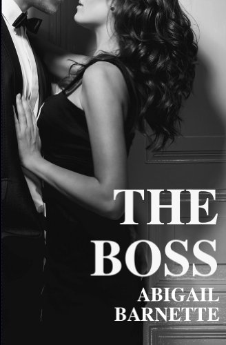 Cover Art for The Boss Series by Abigail Barnette