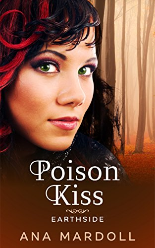 Cover Art for Poison Kiss by Ana Mardoll