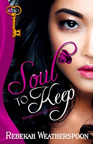 Cover Art for Soul to Keep by Rebekah Weatherspoon