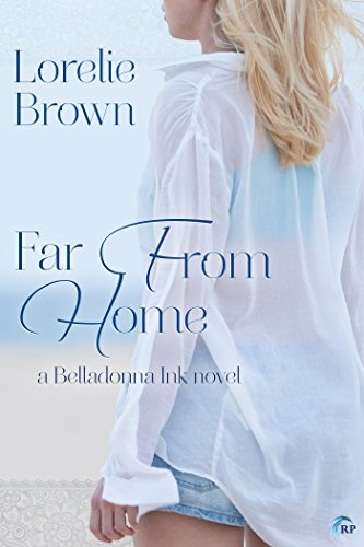 Cover Art for Far From Home by Lorelie Brown