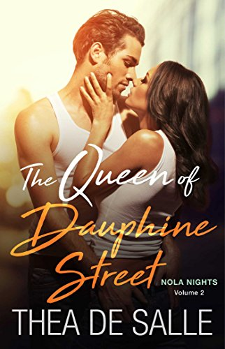 Cover Art for The Queen of Dauphine Street by Thea de Salle