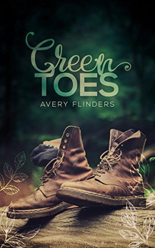 Cover Art for Green Toes by Avery Flinders