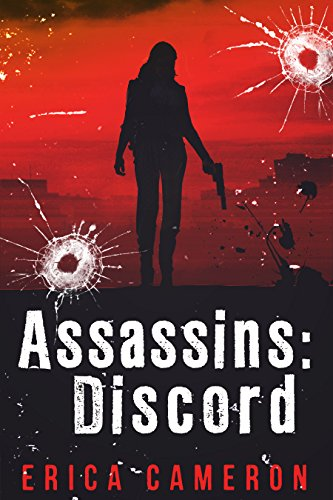 Cover Art for Assassins: Discord by Erica Cameron