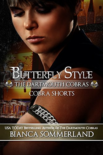 Cover Art for Butterfly Style by Bianca Sommerland
