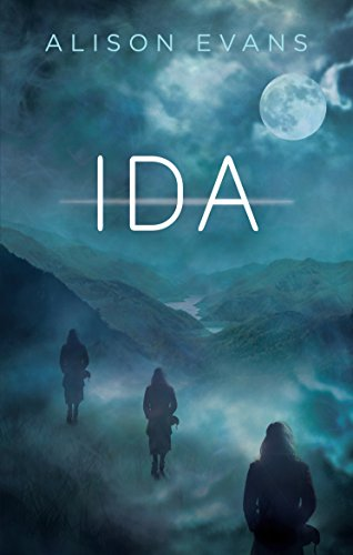 Cover Art for IDA by Alison Evans