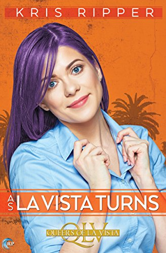 Cover Art for As La Vista Turns by Kris Ripper