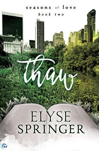 Cover Art for Thaw by Elyse Springer