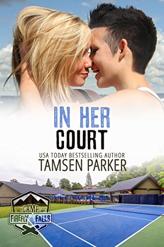 Cover Art for In Her Court by Tamsen Parker