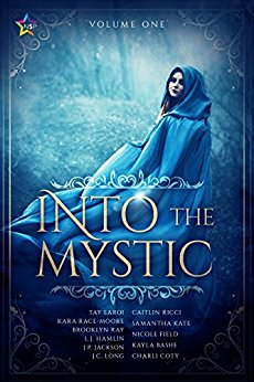 Cover Art for If You Want to Walk, in Into the Mystic Vol 1 by Nicole Field