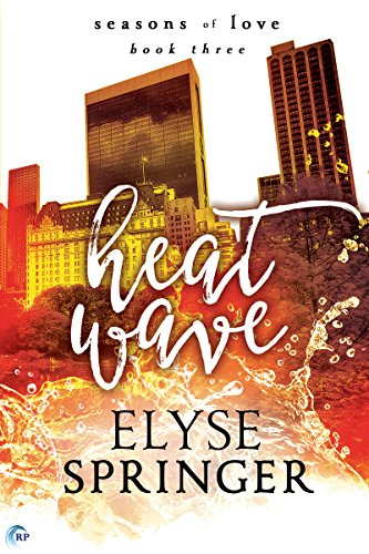 Cover Art for Heat Wave by Elyse Springer
