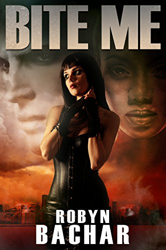 Cover Art for Bite Me by Robyn Bachar