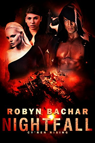 Cover Art for Nightfall by Robyn Bachar