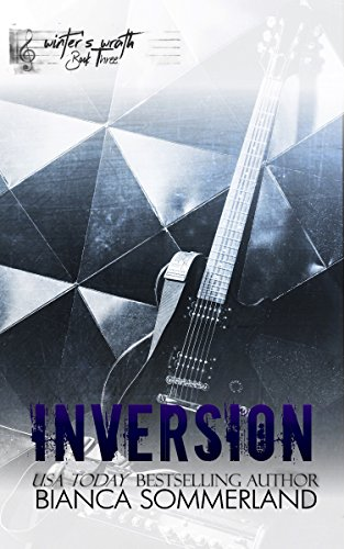 Cover Art for Inversion by Bianca Sommerland