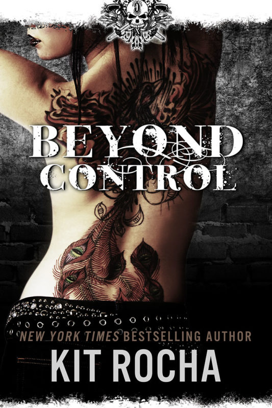 Cover Art for Beyond Control by Kit Rocha