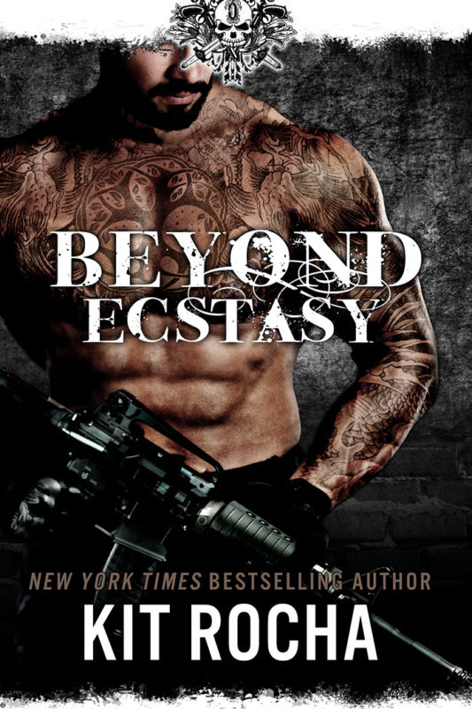 Cover Art for Beyond Ecstasy by Kit Rocha