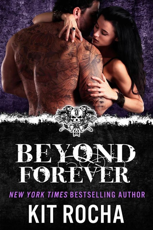 Cover Art for Beyond Forever by Kit Rocha