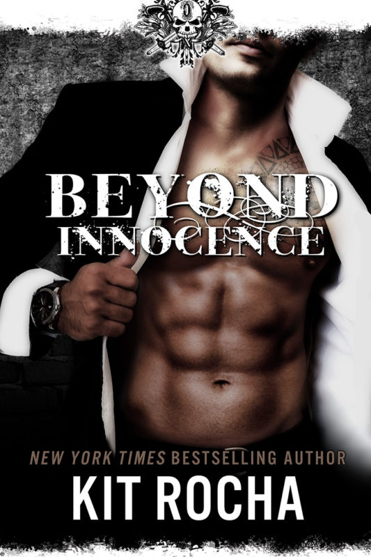 Cover Art for Beyond Innocence by Kit Rocha