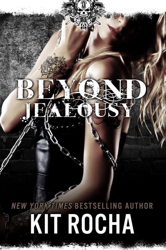 Cover Art for Beyond Jealousy by Kit Rocha