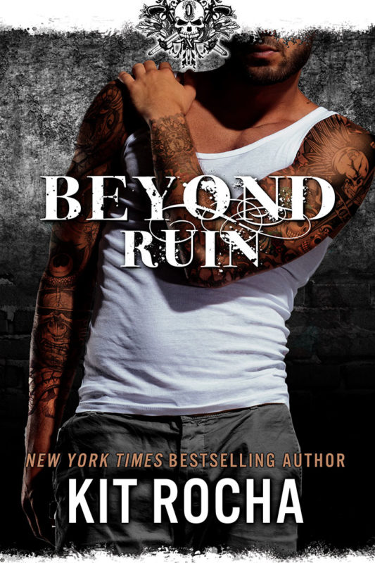 Cover Art for Beyond Ruin by Kit Rocha