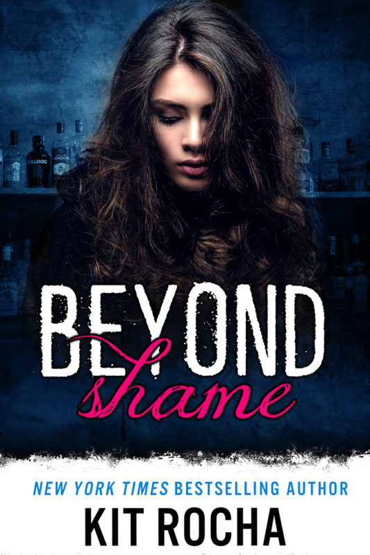 Cover Art for Beyond Shame by Kit Rocha
