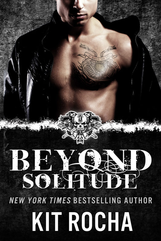 Cover Art for Beyond Solitude by Kit Rocha