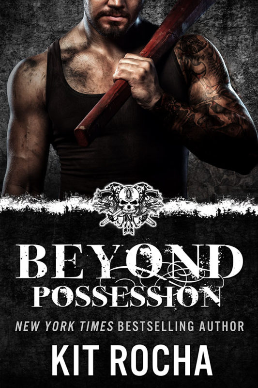 Cover Art for Beyond Possession by Kit Rocha
