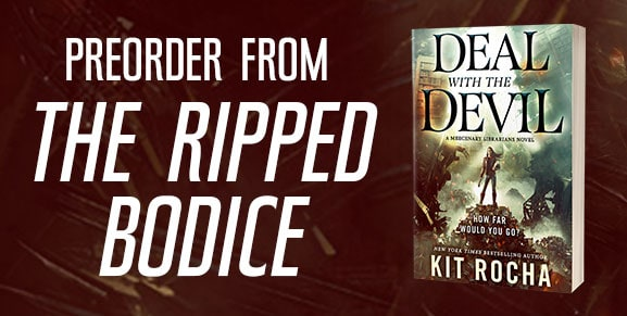 Preorder From The Ripped Bodice