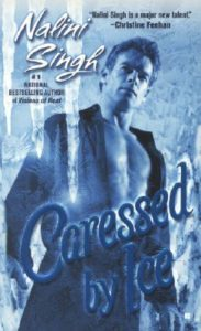 Cover Art for Caressed by Ice by Nalini Singh