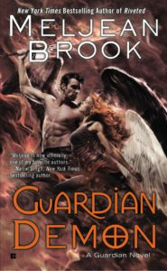 Cover Art for Guardian Demon by Meljean Brook