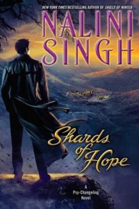 Cover Art for Shards of Hope by Nalini Singh