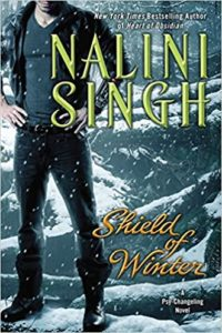 Cover Art for Shield of Winter by Nalini Singh