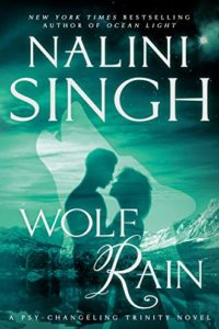Cover Art for Wolf Rain by Nalini Singh